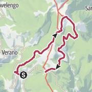 Map / Zu den Stoanernen Mandln