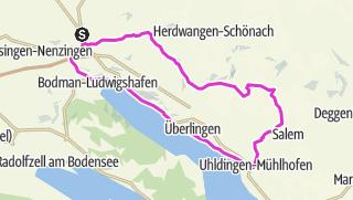 Karte / Stockach-Salem-Stockach