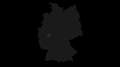 Map / Siegen-Wittgenstein