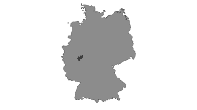 Map / Siegen-Wittgenstein