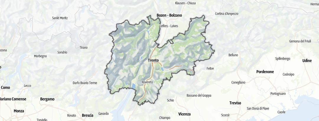 Map / Trentino