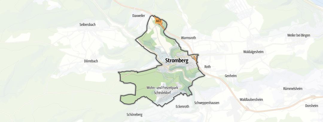 Map / Stromberg
