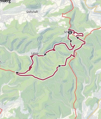 Map / Der Weg ist das Ziel
