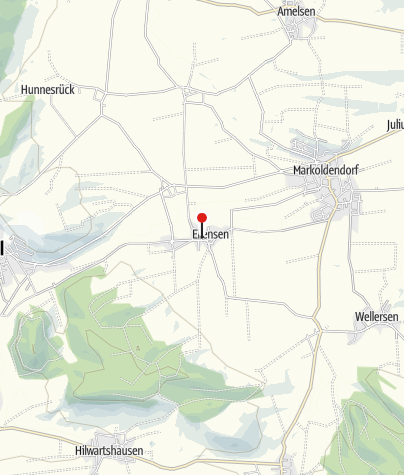 Karte / Wanderparkplatz Ellensen Friedhof