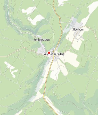 Karte / Wanderparkplatz Neuhaus Wildenkiel