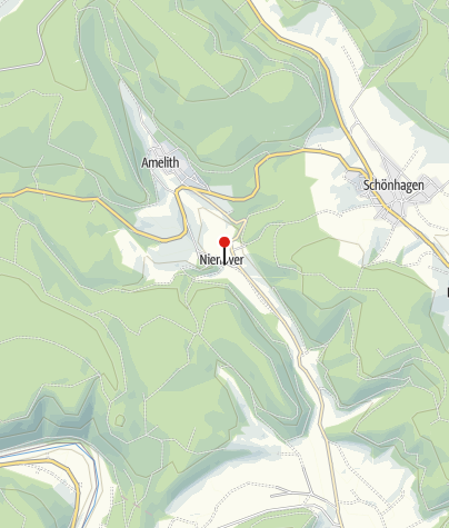 Karte / Wanderparkplatz Nienover Unterm Schloss