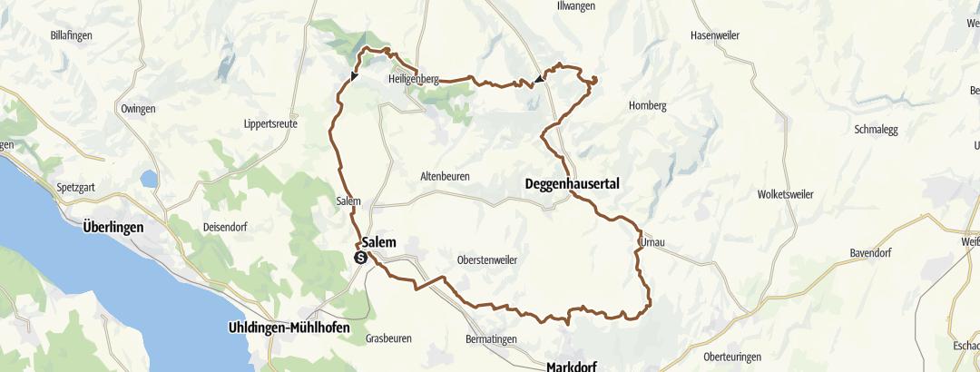 Karte / Höchsten