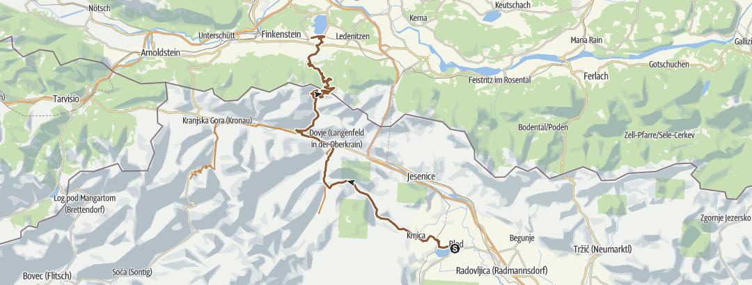 Map / Slowenienrunde 07_2016 4. Tag