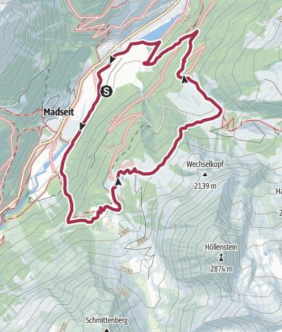 Karte / Madseit1
