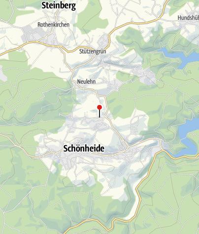 Karte / Eisstadion Schönheide