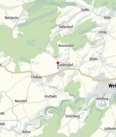 Map / Golfpark Burkersdorf