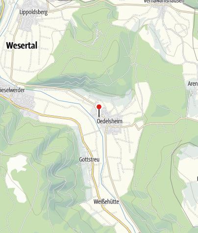 Karte / Hallenbad Oedelsheim