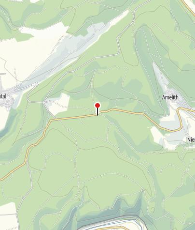 Karte / Wüstung Winnefeld