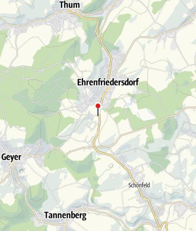 Mapa / Wanderparkplatz - Am Freibad