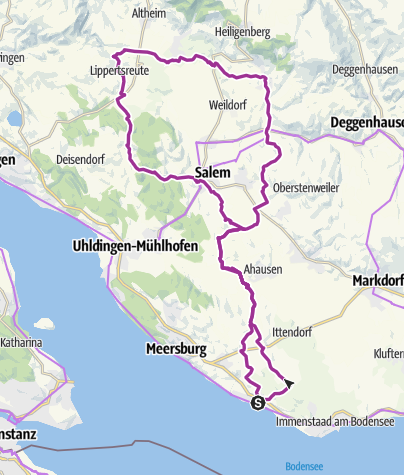 Karte / Linzgauschleife 2019