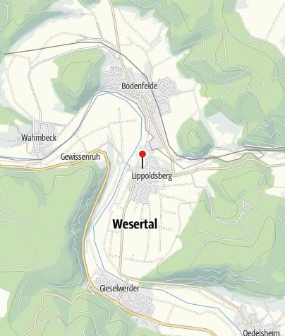 Karte / Pfarrhaus