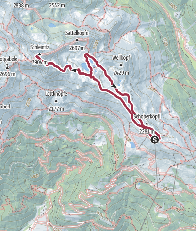 Karte / BB2018-Reserve03 Schleinitz