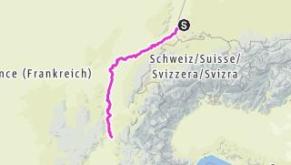 Carte / Radtour mit freinds
