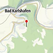 Karte / Jugendherberge Helmarshausen