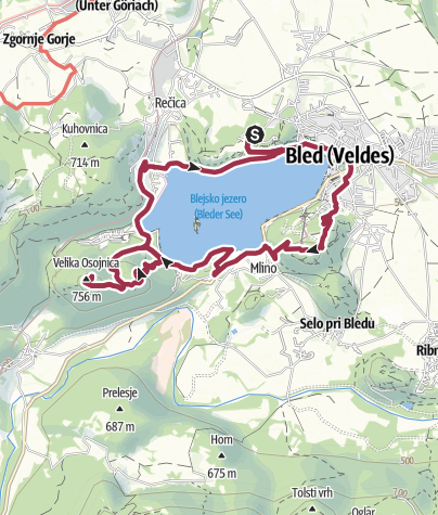 Map / Bled