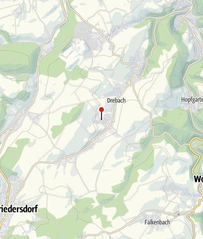 Karte / Parkplatz - Zeiss Planetarium