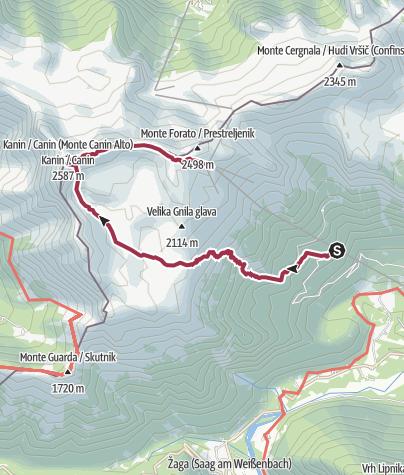 Map / Kanin