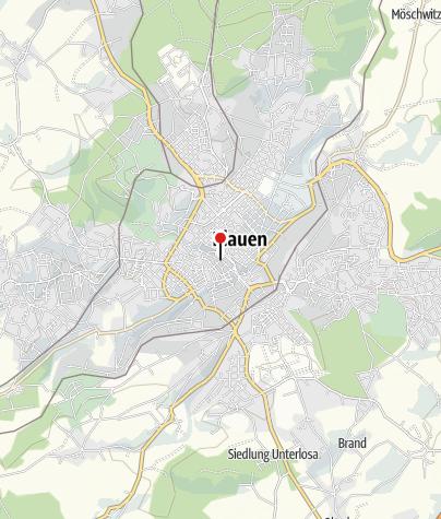 Karte / Wende-Denkmal