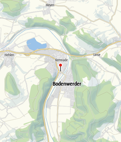Karte / Touristinformation Bodenwerder