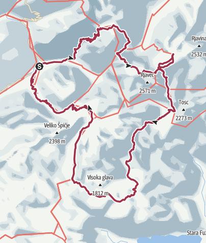 Karte / Slowenien 2019