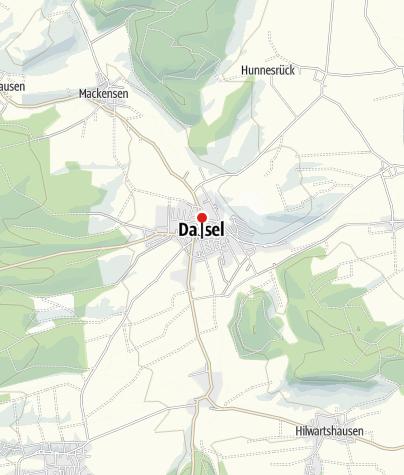 Karte / Infoterminal Dassel