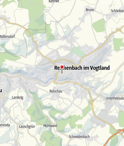 Karte / Meister BÄR Hotel Vogtland-Reichenbach