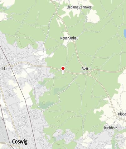 Karte / Wolfsdenkmal