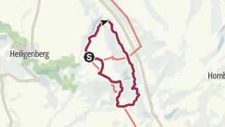 Karte / Betenbrunn-Deggenhausertal