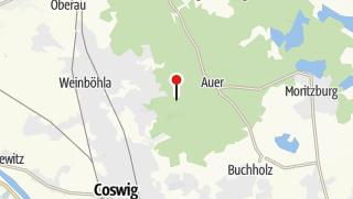 Karte / Lobetanzwiese mit Quellfassung