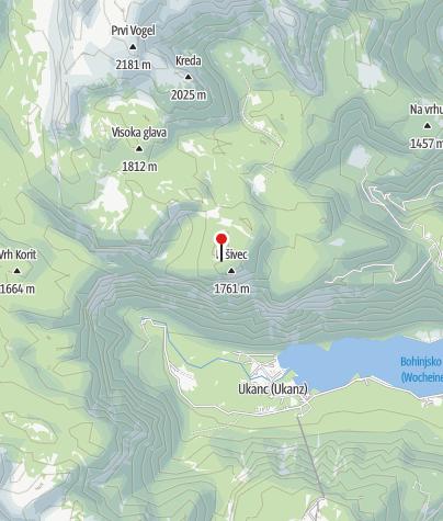 Map / Majska jama