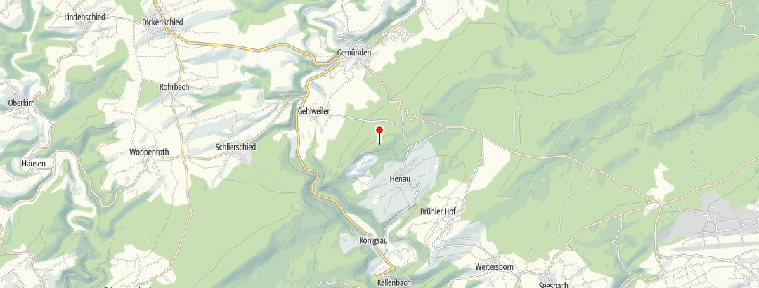 Map / Wackelstein