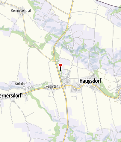 Map / Kellergasse Jetzelsdorf