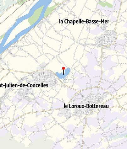Carte / Camping du Chêne ***