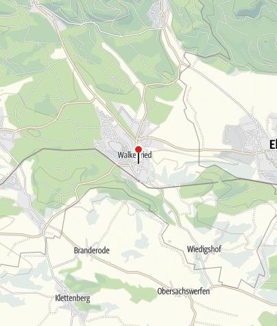 Karte / Hotel Zum Goldenen Löwen