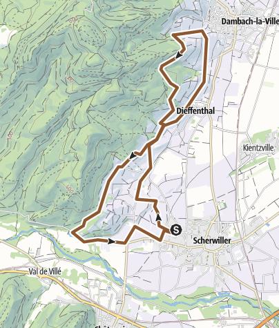 Carte / Kaltenberg