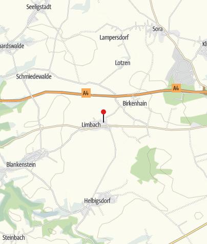 Karte / Rittergut Limbach