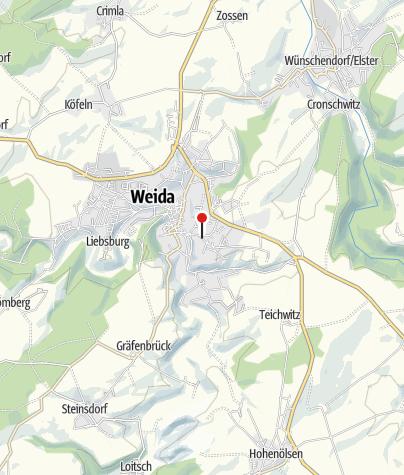 Mapa / Gaststätte Waldi´s Lindenhof