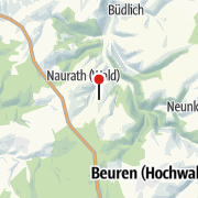 """Map / Restaurant """"Zur Malerklause"""""""
