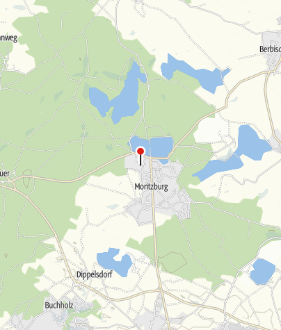 Karte /  Adams Gasthof Moritzburg
