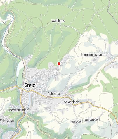 """Karte / Hencks Einkehr-""""Zur Nostalgie"""""""