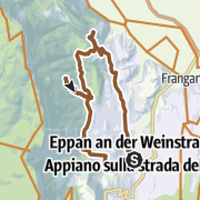 Map / Genussbiken rund um Eppan an der Weinstraße
