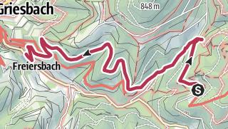 Map / Peterstal-Palmspring