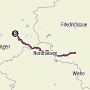 Karte / Karstwanderweg