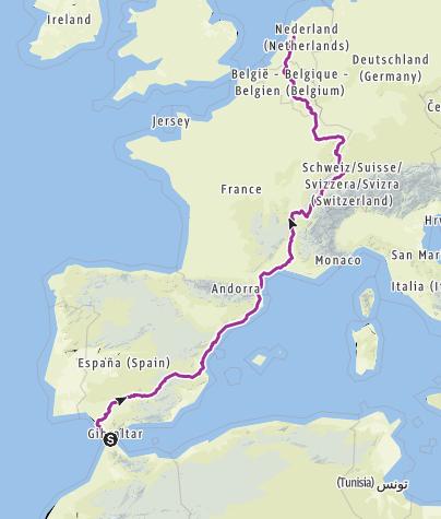Carte / Transeuropa 2015