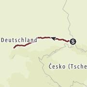 Karte / Ökumenischer Pilgerweg